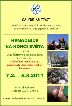 Pozvanka FN Ostrava